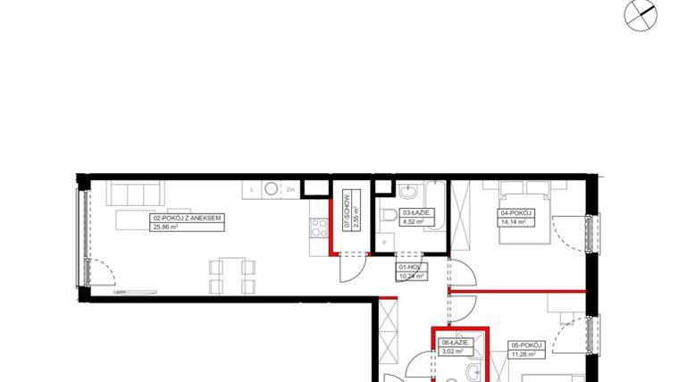 Apartamenty Dmowskiego etap I