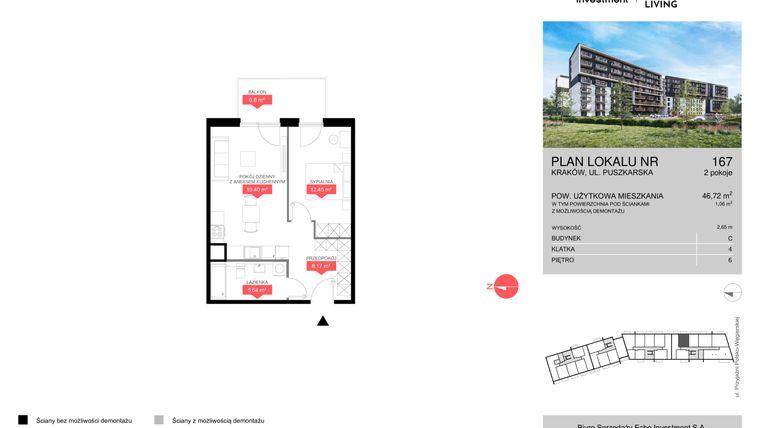 Osiedle Bonarka Living etap 2 - budynek C i D