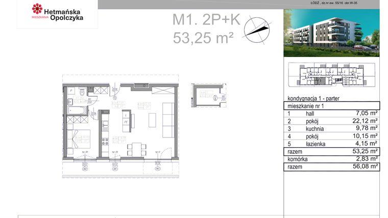 Mieszkania Hetmańska - II Etap