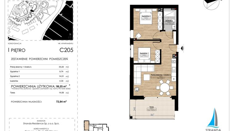 Apartamenty Stranda Residence