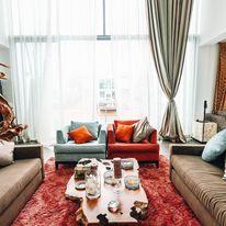 Mieszkanie w stylu egzotycznym