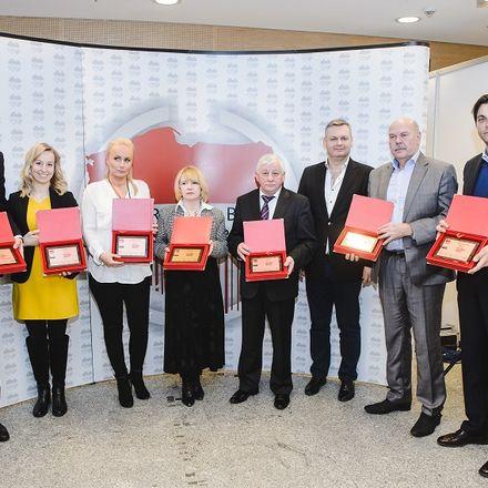 Laureaci Ogólnopolskiego Konkursu Budowlanego Roku 2014