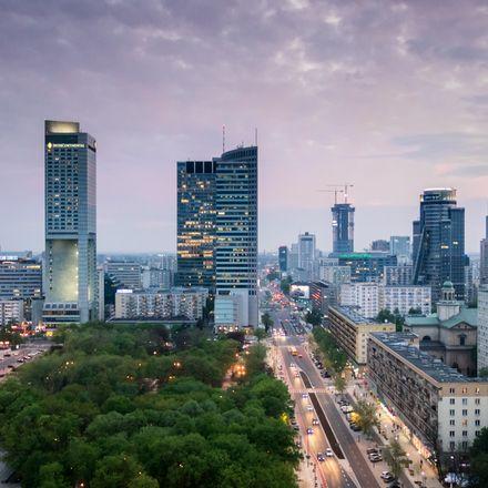 Najciekawsze budynki w Warszawie