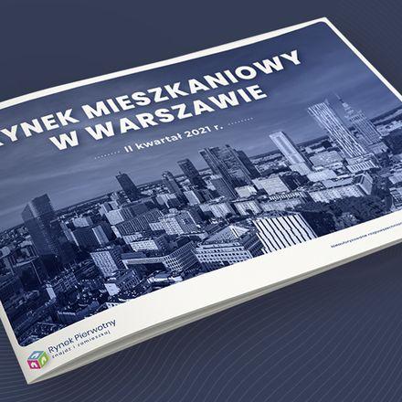Warszawski rynek mieszkaniowy II Q 2021