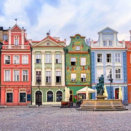 Poznańskie apartamentowce