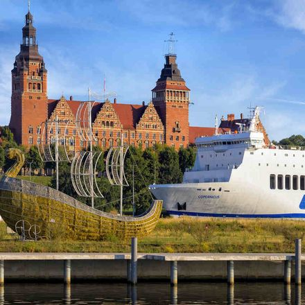 Najnowsze inwestycje w Szczecinie