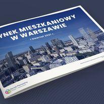 Warszawski rynek mieszkaniowy I Q 2021