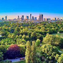 Najpiękniejsze parki w Warszawie
