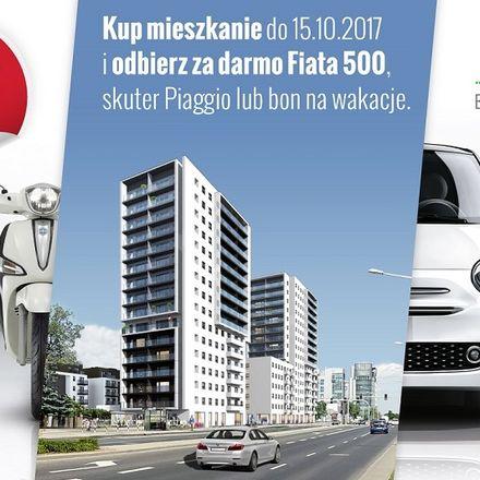 Kup mieszkanie przy Bułgarskiej 59 a możesz wygrać samochód!