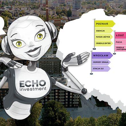 Aurelia Echo Investment na kolejnych inwestycjach
