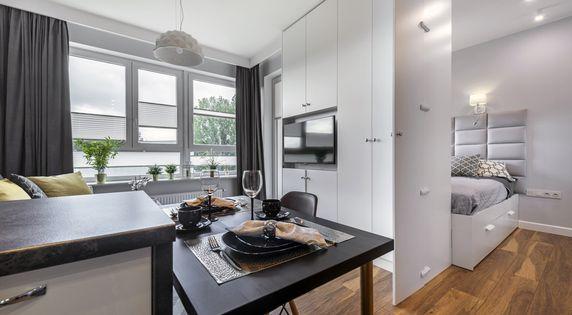 Małe mieszkania, duży wybór - Mokotów obfituje w kawalerki
