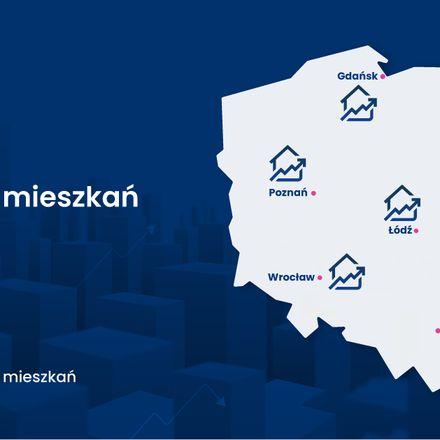 Ceny mieszkań czerwiec 2021 [RAPORT]