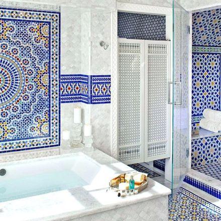 Styl marokański we wnętrzach