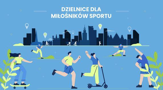 Dzielnice dla miłośników sportu