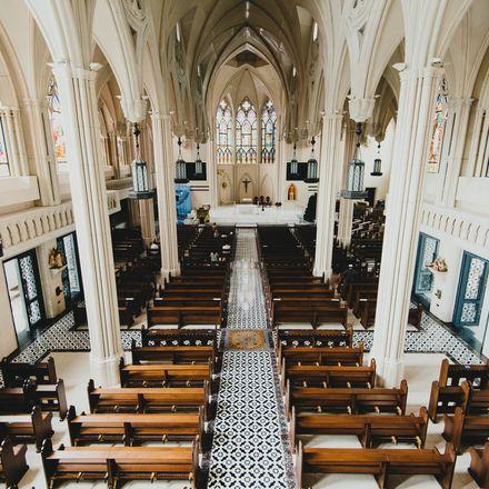 Mieszkanie w kościele w Polsce