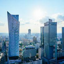 Najwyższe budynki w Warszawie
