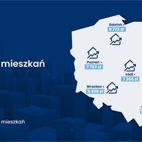 Ceny mieszkań maj 2021