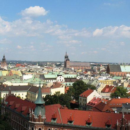 Miasto Kraków w ciągu ostatniej dekady
