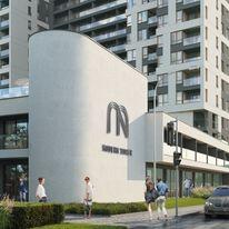 Budowa Modern Tower już ukończona!