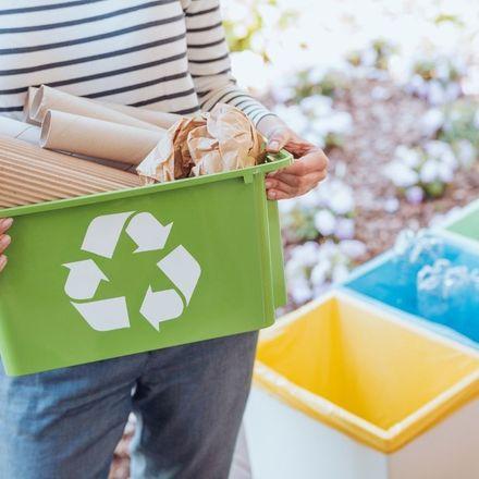 Segregacja odpadów w Polsce