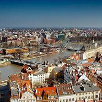 Coraz więcej inwestycji nad Odrą we Wrocławiu