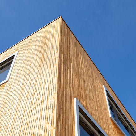 Domy z drewna w Polsce