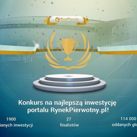 W Katowicach wybrano najlepsze inwestycje!