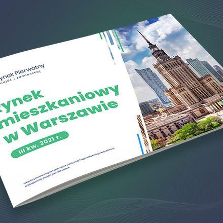 Warszawski rynek mieszkaniowy III Q 2021