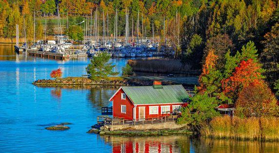 Ekologia i minimalizm – TOP 5 fińskiego budownictwa