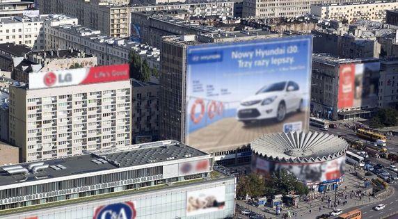Reklamy wielkopowierzchniowe we wspólnocie mieszkaniowej