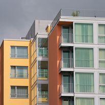 Mieszkanie na obrzeżach miasta