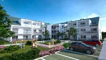 Apartamenty 100 m do plaży - etap III