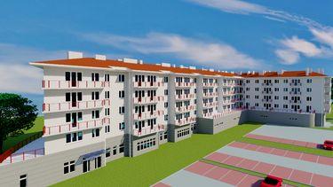 Osiedle Akademickie budynek 9
