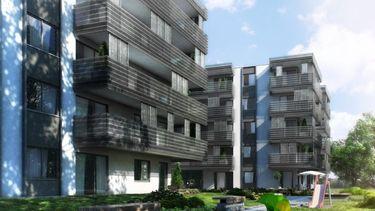 Nowy Żabiniec Apartamenty