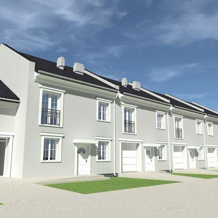 Domy na przedmieściach Warszawy