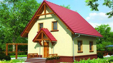 Dom w Łozinie
