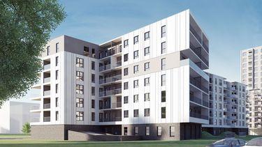 Apartamenty Nowe Bemowo