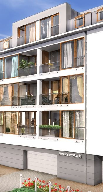 Apartamenty Komorowska 19
