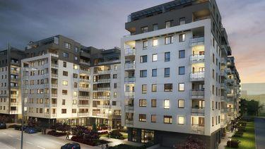 Capital Art Apartments 3 etap