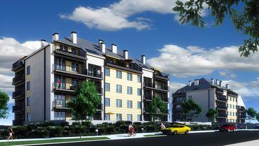 Mieszkania przy ul. Marii Ranieckiej