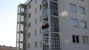 Budynek Wielorodzinny przy ul. Solidarności 18a.