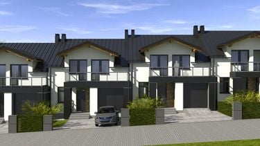 Domy Szeregowe Potokowa