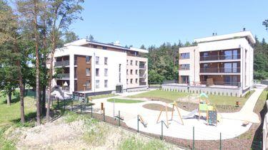 Apartamenty Dąbrowa etap III i IV
