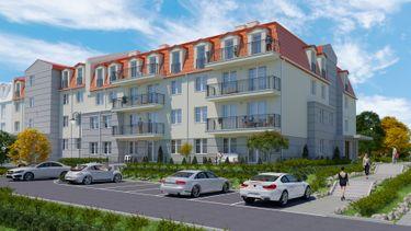 Apartamenty - Słoneczne 2 Etap