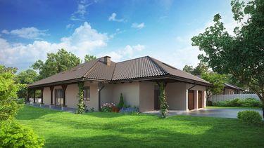 Dom w Konstantynowie Łódzkim