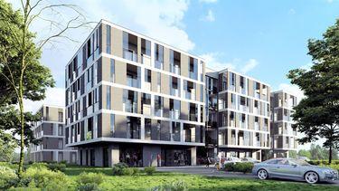 Apartamenty Modlińska