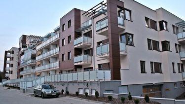 Mieszkania przy ul. Nowe Sady