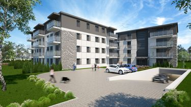 Apartamenty Widoczna – Etap I i II