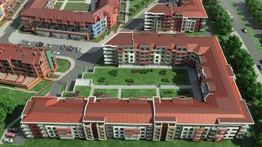 Racławicka Park etap I