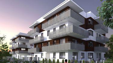 Apartamenty Zwoleńska